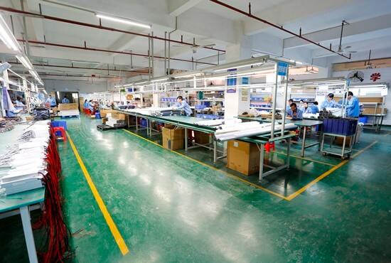 LED lights manufacturing