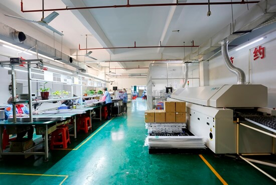 LED light factory production equipments
