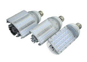 45W LED Corn Lamp E27 (3 Types Appearance)