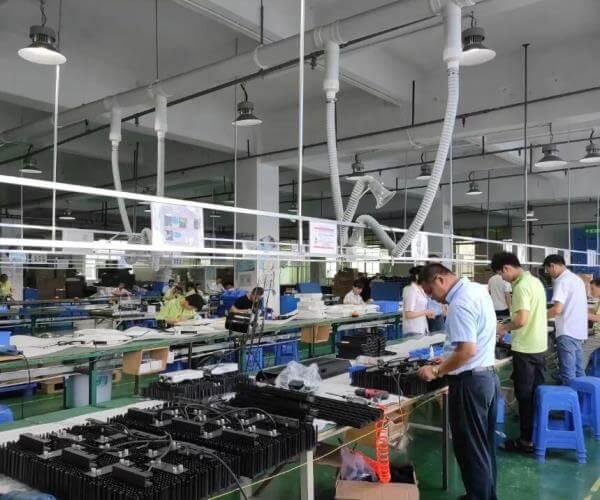 LED Flood Light Manufacturing