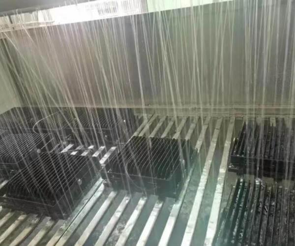 LED Flood Light Waterproof Test