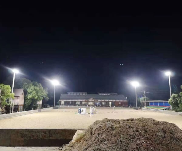 LED Floodlight for Outdoor Sports Yard