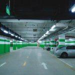 LED Tube Light for Car Parking Lot Lighting