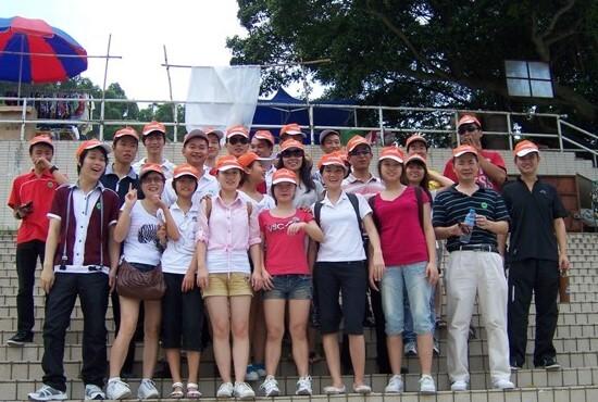 led light factory team