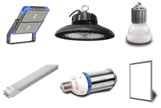 led lights manufacturer china