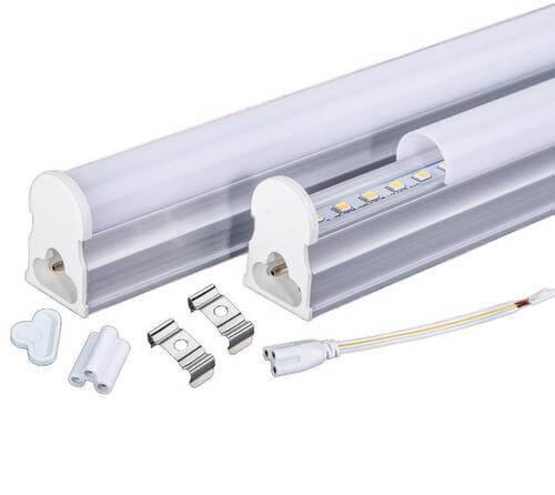 Watts of a T5 LED Light