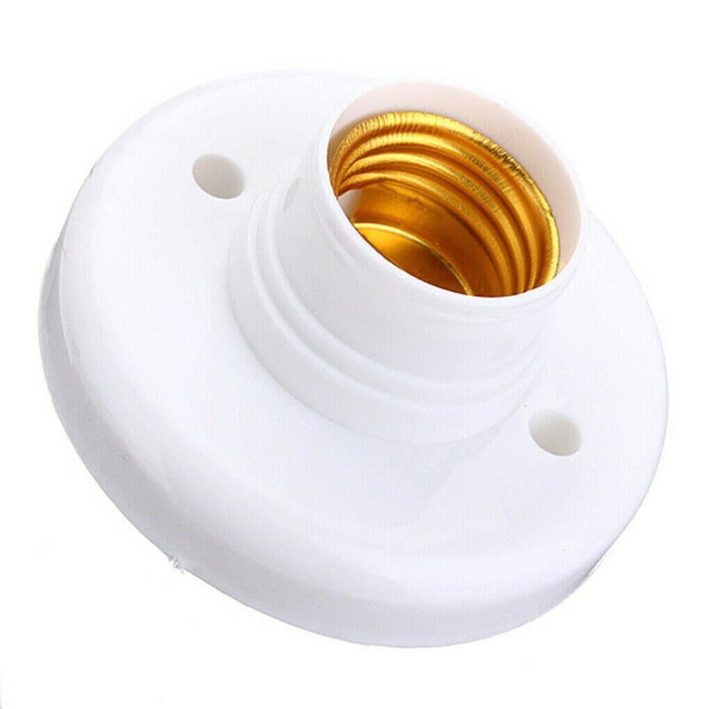 LED corn light socket