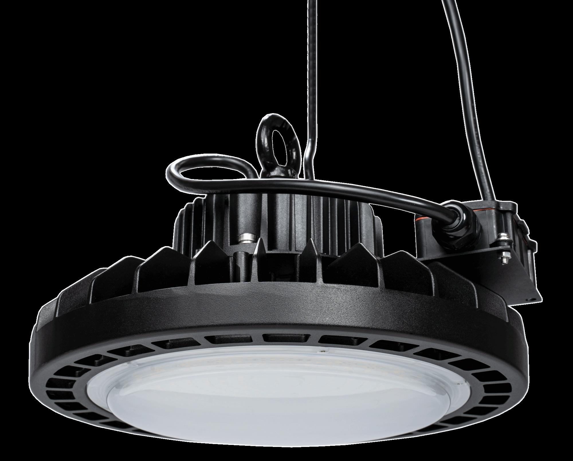 Vapor Tight LED High Bay Light Fixture