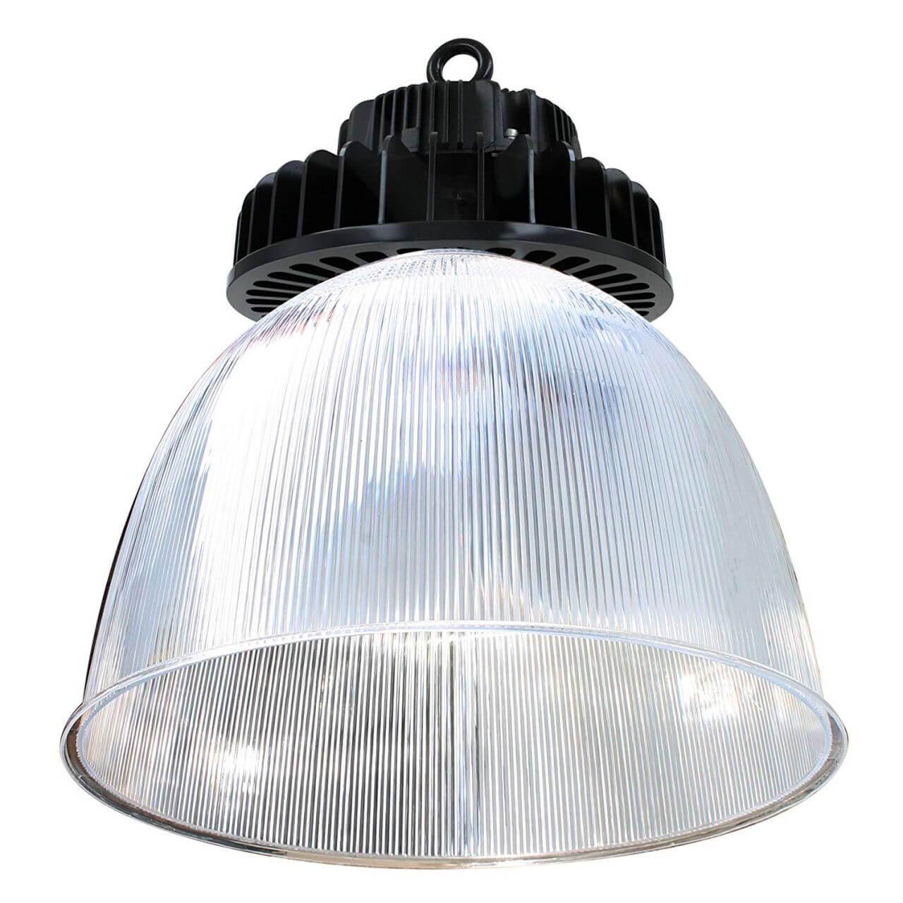 Reflectors in LED High Bay Luminaire