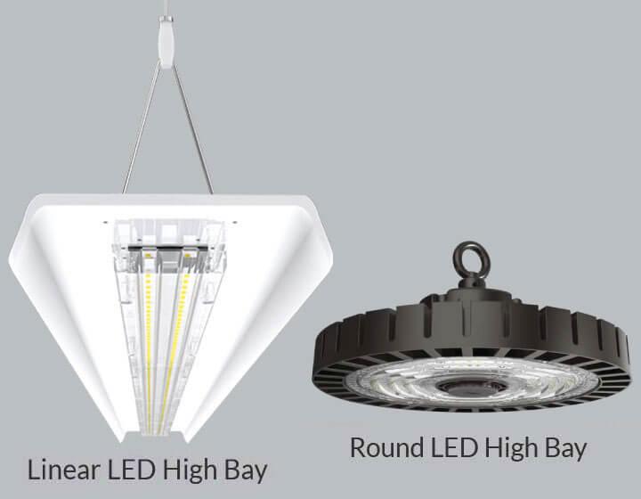 Type of LED High Bay Luminaire