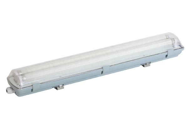 double tubes 0.6m tube light fixture