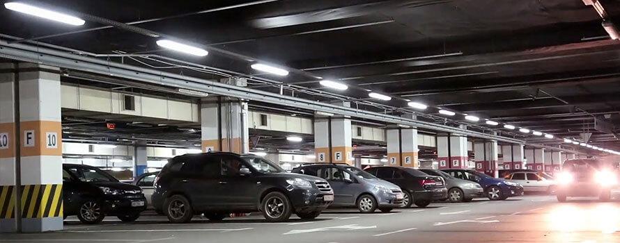 LED tri proof underground