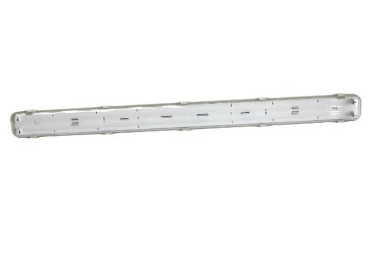 4 foot Twin LED Fluorescent Light Fixture