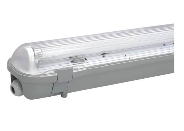 1x5ft Fluorescent Tube Light Fittings