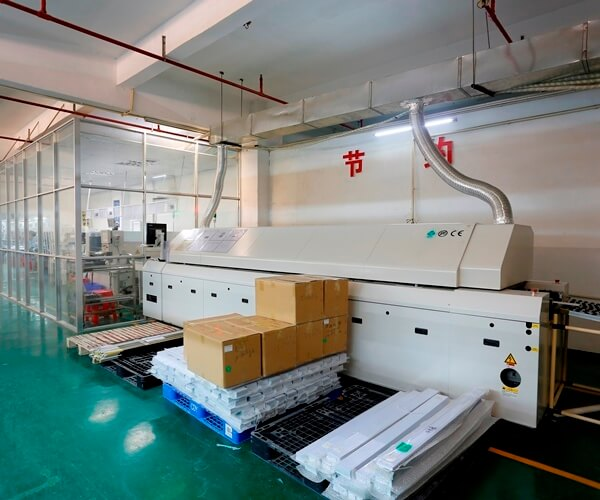 Automatic Reflow Soldering