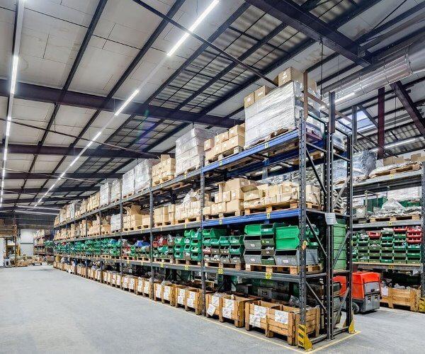 fluorescent light fixtures for warehouse lighting