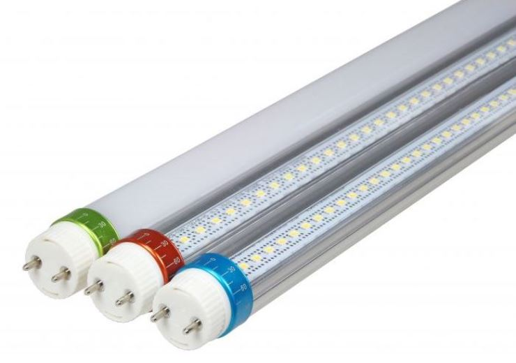 Dimmable LED tubelight