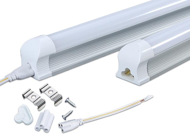 Integrated LED Tube Light Bulbs