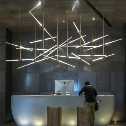 Custom Made LED Tube Light